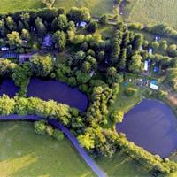Campingplatz Aux Sources De Lescheret In Region Ardennen, Belgien
