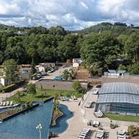 Campingplatz Parc La Clusure In Region Ardennen, Belgien