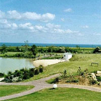 Campingplatz Port'land in Region Normandie, Frankreich