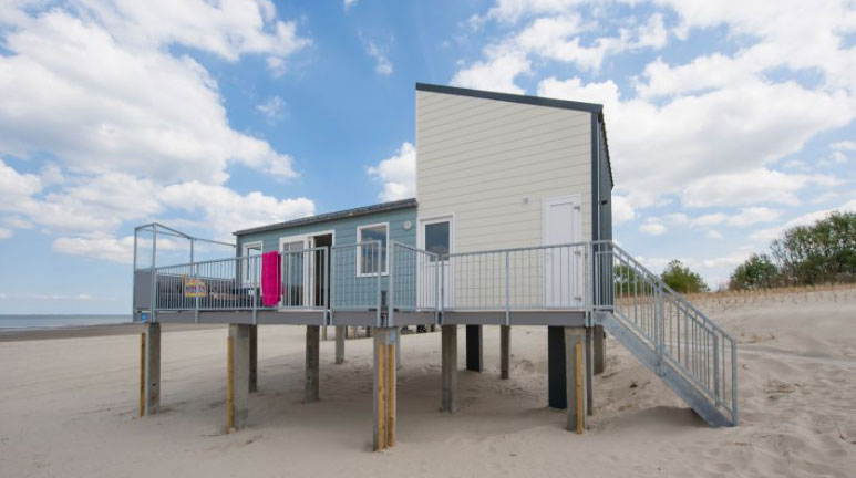 Strandhaus in Holland mieten – im Roompot Beach Resort