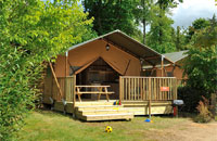 Canvas Holidays Lodgezelt